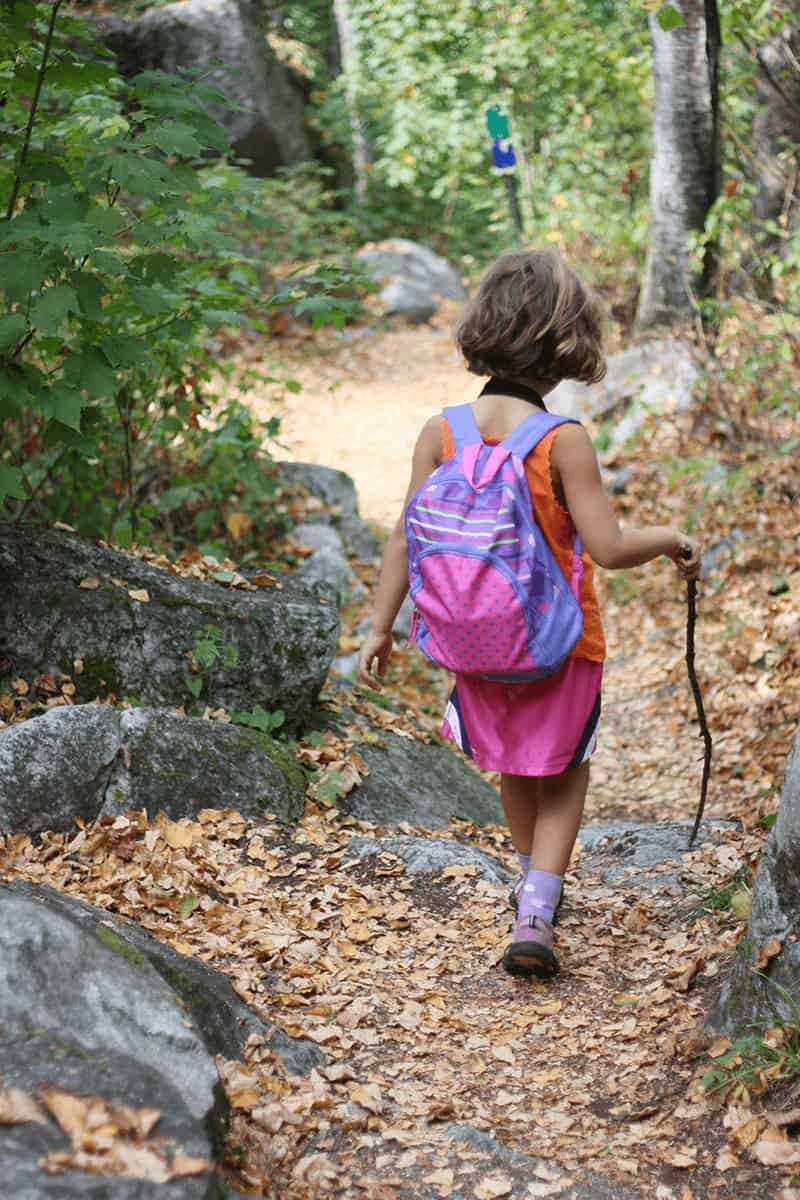10 Priceless Benefits Of Family Camping With Your Family - Camping shows your child that adventure awaits wherever they go.