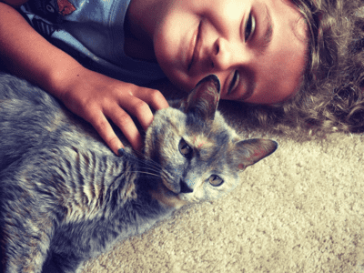 You Know You've Raised Your Kids To Be Cat People When... #catperson #catpeople #cats *This post is cracking me up. My kids do almost all of these things.