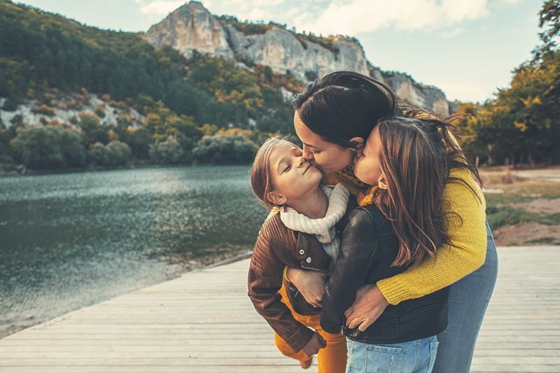 """How To Escape """"Busy"""" And Connect With Your Kids #parenting #modernparenting #bepresent #connect #optoutside *loving this post!"""