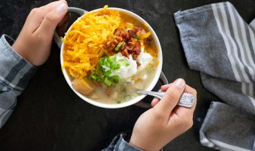 The Best Crock-Pot Potato Soup — A Classic Recipe Made Easy!