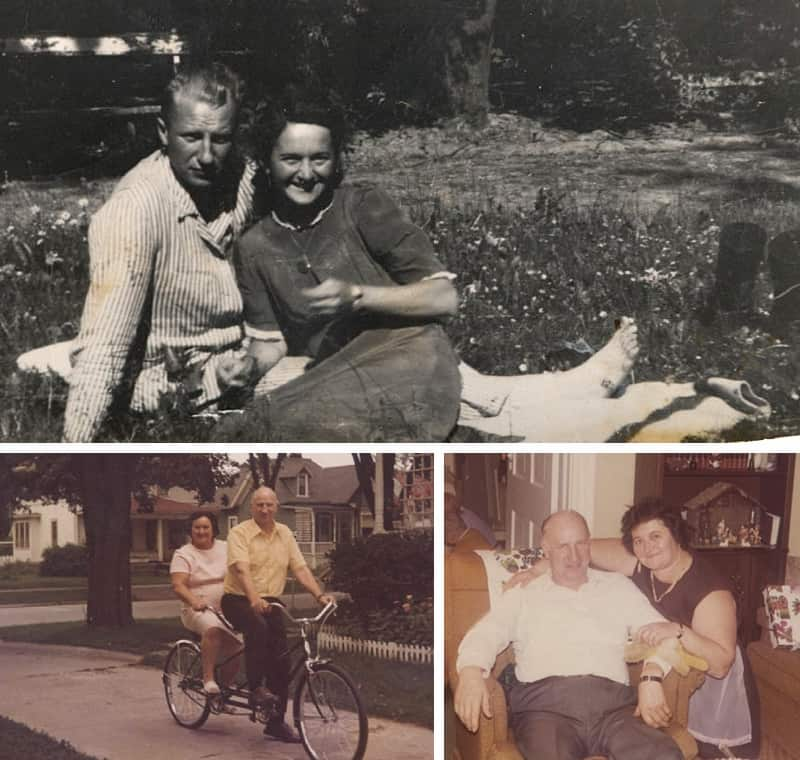 My grandpa dies at 59 because he was stubborn and denied he had diabetes. My grandma took it seriously and lived to 89.