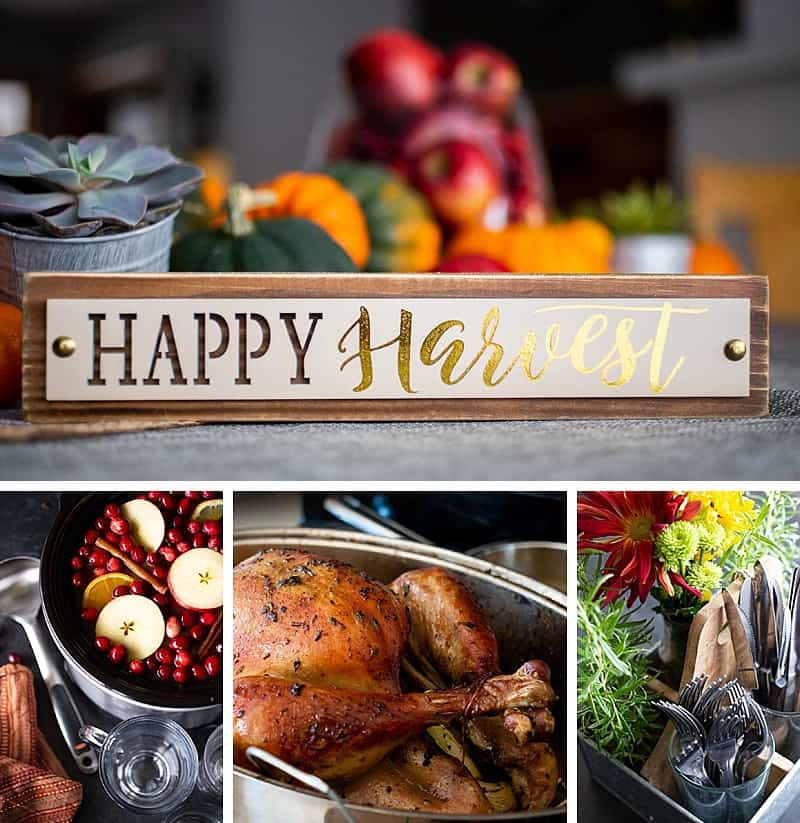 Thanksgiving can be one of the most joyful — and challenging — holidays to host. Here are 12 tips to ensure you keep calm and centered so you don't lose your mind when hosting Thanksgiving this year. Thanksgiving is a time of: Gratitude, love, and family. *Great list of tips