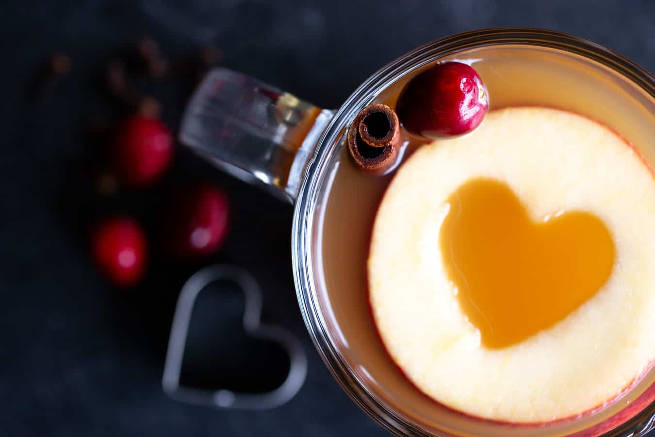 irresistible mulled cider
