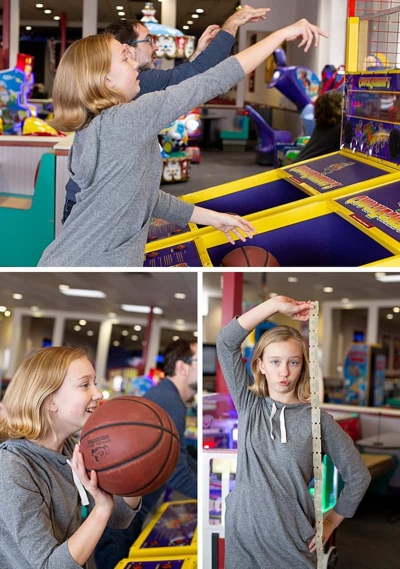 "The All You Can Play Challenge at Chuck E. Cheese's offers families the perfect opportunity for practicing respectful competition with kids. Learn how to encourage ""healthy"" competition with your kids with these simple tips. #parenting #modernparenting #chuckecheeses #games *Great tips for parents."