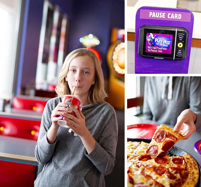 "The All You Can Play Challenge at Chuck E. Cheese's offers families the perfect opportunity for practicing respectful competition with kids. Learn how to encourage ""healthy"" competition with your kids with these simple tips. #parenting #modernparenting #chuckecheeses #games *You can pause your access for food and snacks!"