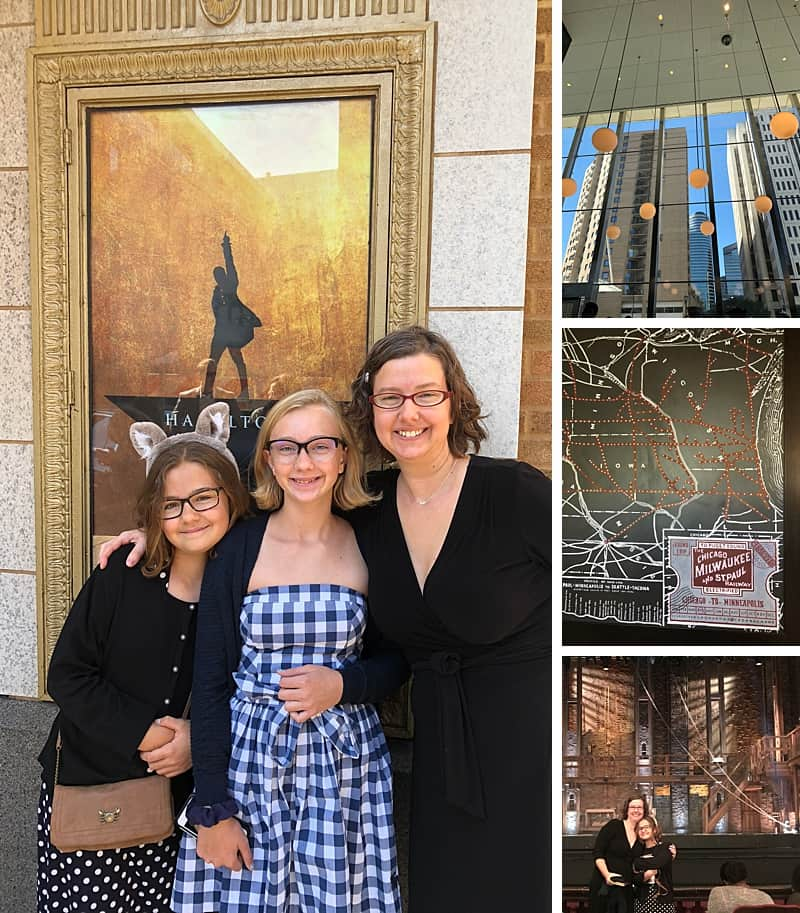 Let's be frank for a moment, seeing Hamilton with your teen is a pricey endeavor. Make sure you get your money's worth out of the musical. In other words, don't rush the experience. Planning a weekend getaway around the show ensures you can slow down, relax, and truly be present with your kids. #hamilton #musical *Love this post on ways to make seeing Hamilton with your teen memorable!