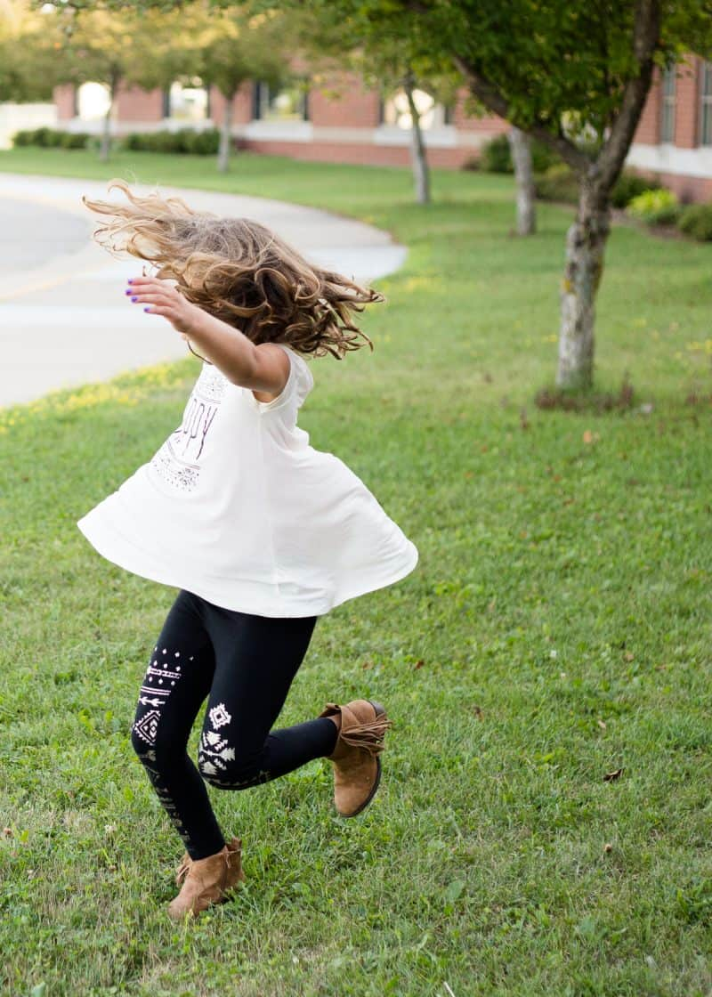 Twirling Party - Honestly, if you're looking for fun things to do in the summer, twirling or spinning has to be on the list. Meet friends at a local park and wait for the giggles.