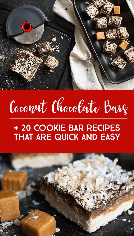 Coconut Chocolate Bar