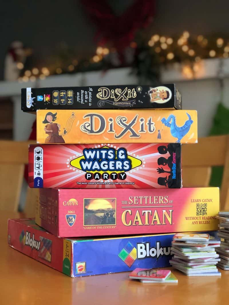 The BEST Parent-Tested Board Games for Kids of Every Age - From Toddlers to Teens *Loving this list of ideas for family game night!