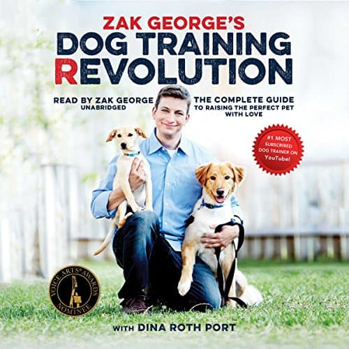Book cover of Dog Training Revolution